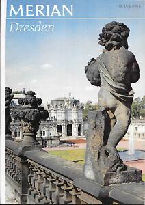 Merian-Dresden-Oktober-1967-Heft-10-20-Jahrgang-Canaletto-Pillnitz-Otto-Dix