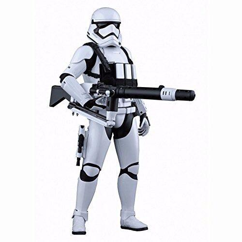 Movie Masterpiece STAR WARS de premier ordre Stormtrooper Heavy Gunner Ver Hot Toys
