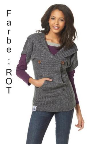 XS rot Pullover von Kangaroos  Gr Kapuzen Damen
