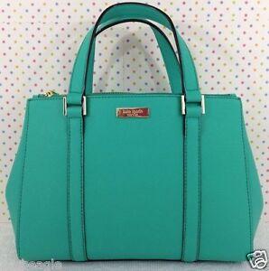 Kate-Spade-Bag-WKRU2462-Newbury-Lane-Small-Loden-Leather-Dusty-Emerald-amp-WALLET