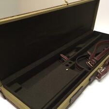 Hard Leather Shotgun Case Over And Under