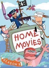 Home Movies - Season Three (DVD, 2005, 3-Disc Set, CD Included)