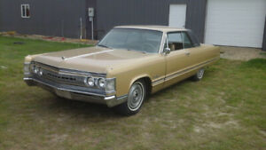1967 Chrysler Imperial Crown Coupe