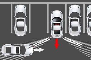 Image Is Loading For Honda Car Microwave Radar Blind Spot Detection