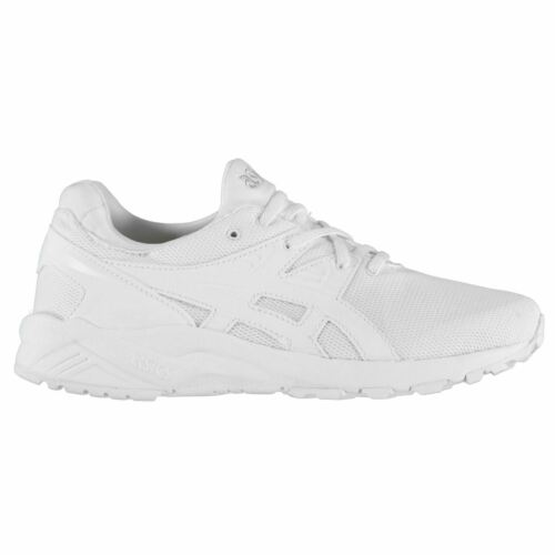 Asics Kids Boys Gel Kayano Evo Junior Trainers Classic Lace Up Sports Shoes