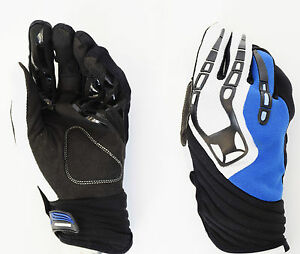 AMMACO MENS FULL FINGER LIGHTWEIGHT BLUEWHITE CYCLING BIKE GLOVES XSSMLXL - <span itemprop=availableAtOrFrom>Wickford, United Kingdom</span> - Returns accepted Most purchases from business sellers are protected by the Consumer Contract Regulations 2013 which give you the right to cancel the purchase within 14 days after the day - Wickford, United Kingdom