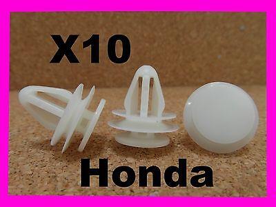 For HONDA 10 door card trim panel fascia trim lining cover fastener clips
