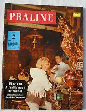 PRALINE 1962 Nr. 2: Über den Atlantik nach Kitzbühel