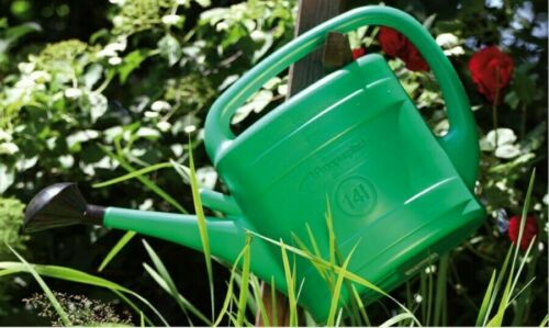 Watering Can 3L // 5L // 8L // 1 Green With Diffuser  Garden Patio Plastic