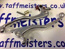 """HUSABERG/KTM -Short levers ( Clutch & Brake) Set """"Forged"""" -  Models 2000 - 2003"""