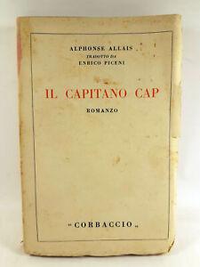 Alphonse-Allias-Il-capitano-CAP-romanzo-Corbaccio-1930