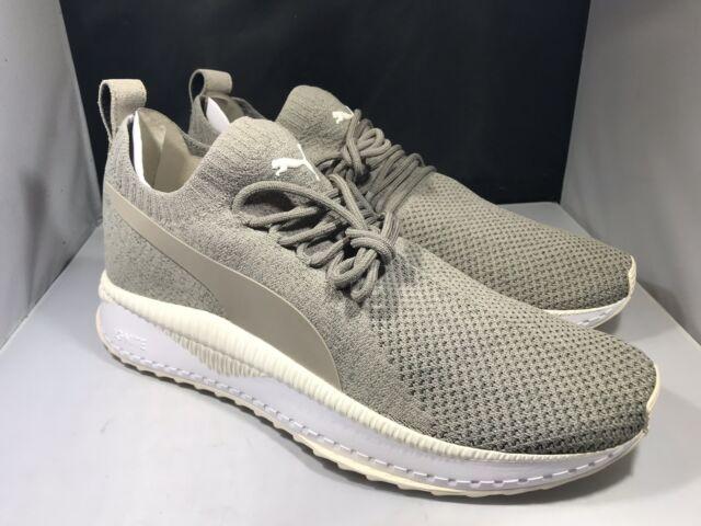 e7be68f175f9b PUMA Mens Tsugi Apex Evoknit Cast Gray Tenni Shoes Size 11 # 366432-04 ( E2)