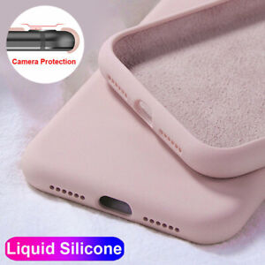 For-iPhone-12-11-Pro-Max-8-XS-XR-7-6S-Ultra-thin-Liquid-Soft-Silicone-Case-Cover