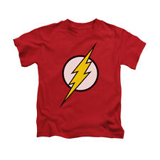 JUSTICE LEAGUE FLASH FLARE Toddler /& Boy Graphic Tee Shirt 2T 3T 4T 4 5-6 7
