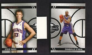 2008-09-Topps-Co-Signers-Basketball-Changing-Face-CF24-Shaq-O-039-Neal-CF18-Nash