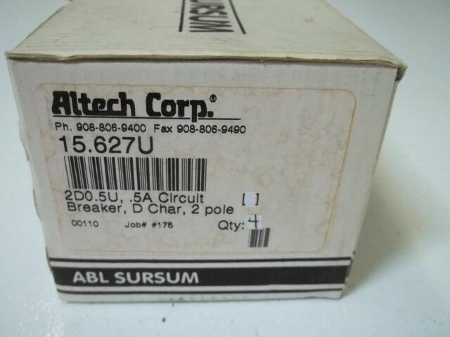 ALTECH 2D5UM CIRCUIT BREAKER
