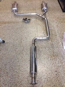 ZZPerformance 25  200005    Chevy       Monte       Carlo    Stainless Catback    Exhaust    System   eBay