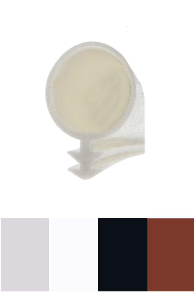 Fensterdichtung ST104 8 weiss  100 100 100 m 0,79 Euro m Silikondichtung Tannenzapfen | Qualität zuerst  40fecb