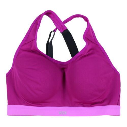 Victoria/'s Secret Sports Bra Lightweight Wireless Medium Support Breathable New