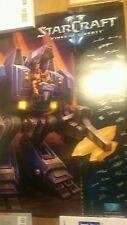 2009 Starcraft 2 BlizzCon Poster