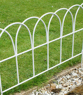 Looped Lawn Edging Fence Garden Border Strong Grass Edging Path Edge Barrier