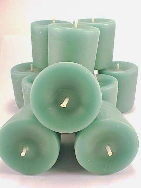 French Market X Frangipani Votive Candles Box 12  Free Shipping