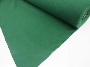 BOTTLE-GREEN-FELT-BAIZE-FABRIC-Craft-Poker-amp-Card-Tables-60-inches-Wide