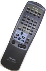 Genuine Aiwa RC-TN380B Audio System Remote For NSX-380