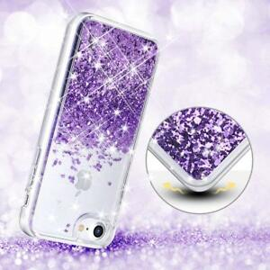 Glitter Liquid Case Floating Bling Sparkle Quicksand For OPPO A73
