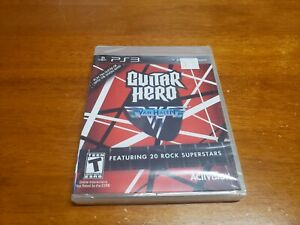 Guitar-Hero-Van-Halen-Sony-PlayStation-3-2009-PS3-BRAND-NEW-SEALED