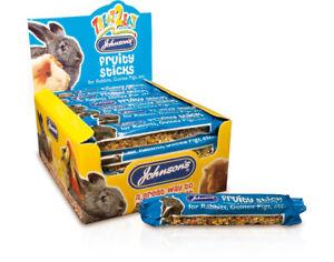 Johnsons-Fruity-Sticks-Small-Animal-Rabbit-Guinea-Pig-Apple-Seed-Honey-Treat