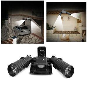 Adjustable-14-LED-Solar-Powered-Motion-Sensor-Dual-Head-Lights-Spotlight-Outdoor