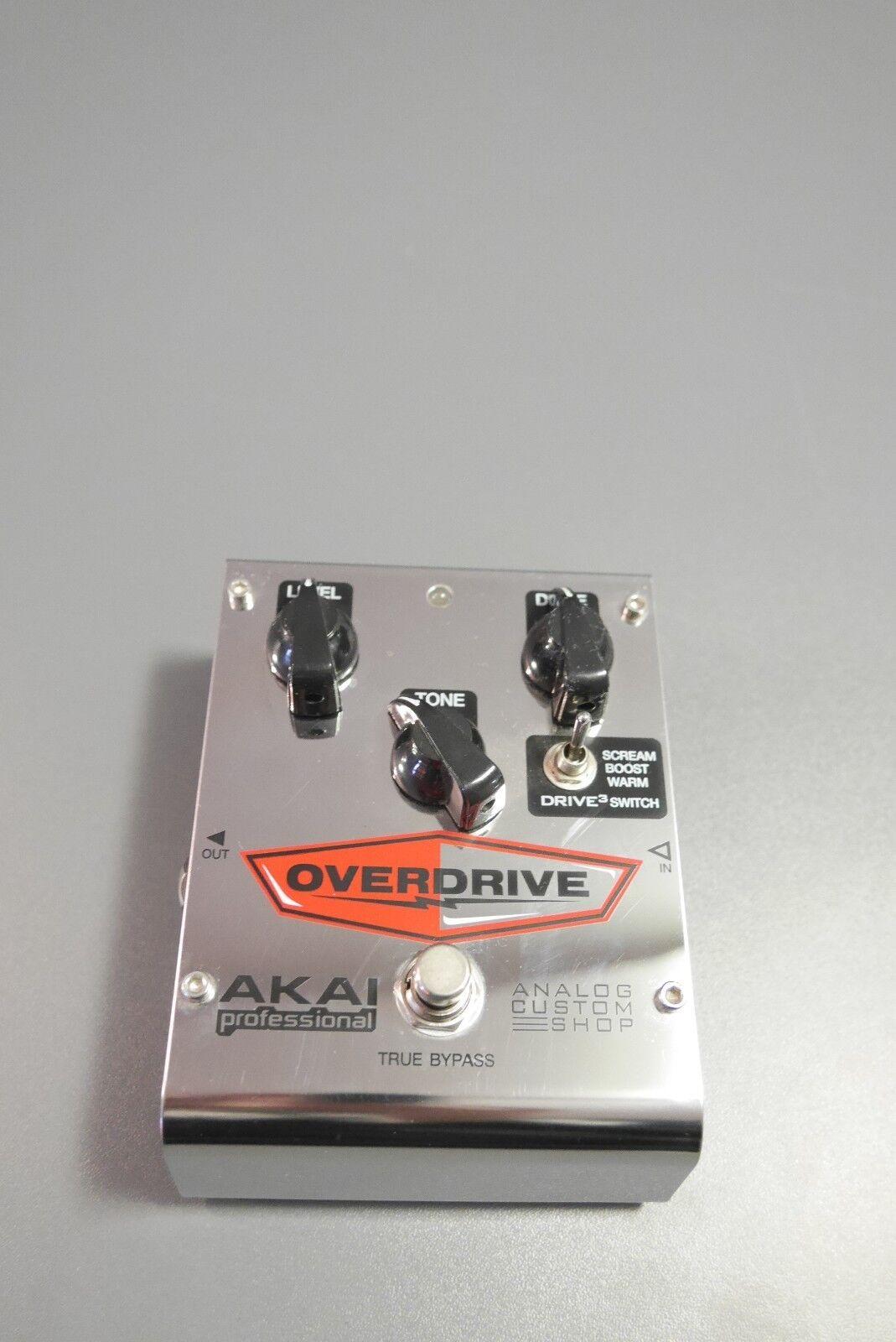 Akai Overdrive Drive 3 Ausstellungsstück