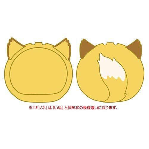 Cat Dog Fox Omanjuu Niginigi Mascot Kigurumi Case For Regular Size Omanjyu