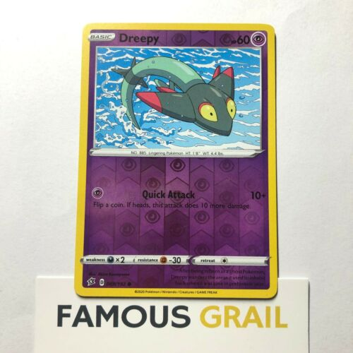 67//168 sm7 tormenta en el firmamento-Holo de nm pokemon Deoxys