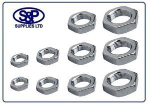 LOCK-NUT-BZP-HALF-NUT-SIZE-M10-TO-M30-ZINC-PLATED-METRIC-SIZES-HEX-LOCK-JAM-NUT