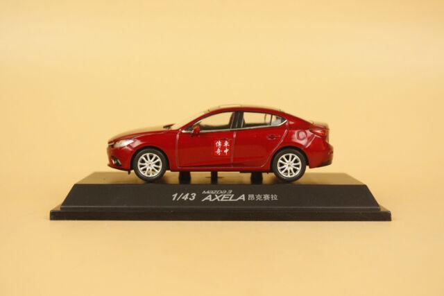 1//43 Hi-Story MAZDA 3 Limousine Axela Diecast Auto Display Modell seltene Kollek