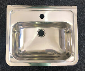 NEW-3-Monkeez-Stainless-Steel-Wall-Mounted-Hand-Basin-HB-1TH-HBB