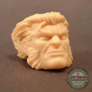 ML244-Wolverine-unmasked-X-Men-head-sculpt-use-w-6-034-Marvel-Legends