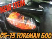 Honda Foreman 500 Reaper Headlight Cover's Set