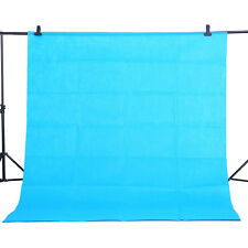 CY Blue 1.6x1M Backdrop Screen Video Background Non-woven Photography Studio