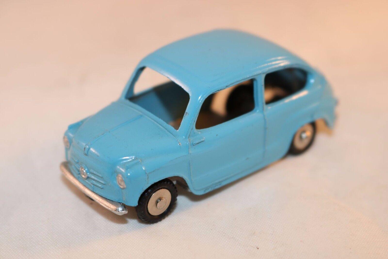 Mercury 18 Fiat - 600 blue in mint complete original conditon RARO scarce