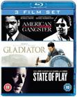 American Gangster Gladiator State of Play Blu-ray Region