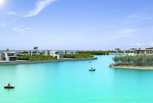terreno habitacional en venta en cancun, lagos del sol