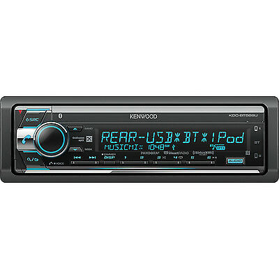 Kenwood KDC-BT368U CD Receiver with Built in Bluetooth  BRAND NEW!!!!