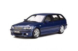 BMW-3er-330i-E46-Touring-M-Pack-blau-met-1-18-Resin-Ottomobile-OT251-neu-amp-OVP
