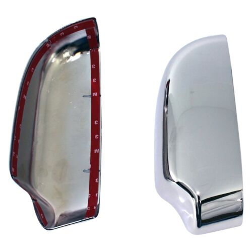 For Chevy S10 2000-2004 Carrichs Chrome Mirror Covers