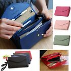 Lady Women Clutch Long Purse Leather Wallet Card Holder Handbag Phone Bag