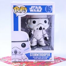 Series 1 Stormtrooper™ Vinyl Bobble-Head Item #2321 Funko Pop Star Wars™