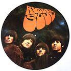 THE BEATLES VINYL LP - RUBBER SOUL - PICTURE DISC